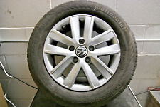 "1 x Genuine Original Volkswagen Caddy 15"" KEMORA Alloy wheel Spare 6.5mm Conti"