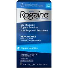 Rogaine Men's Hair Regrowth Treatment Liquid - 2 fl oz. - 1 Month - 10/2022 Exp