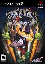 Grim Grimoire PS2 New Playstation 2