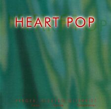 ANDREAS PERGER : HEART POP / CD (FENN MUSIC 16052-CD)