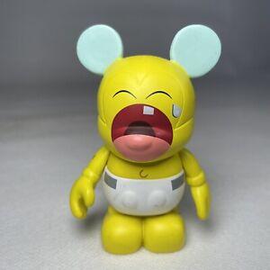 "3"" Disney Vinylmation Mickey Mouse Urban Series #6 Yellow Crybaby Figure"