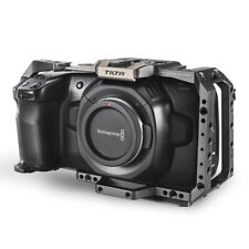TILTA TA-T01-FCC Full Cage BMPCC 4K 6K Cage Blackmagic Pocket Cinema Camera 4K