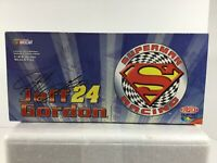 JEFF GORDON #24 DUPONT - SUPERMAN - 1999 - MONTE CARLO - NASCAR - 1:24 Limited