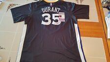 KEVIN DURANT signed custom WARRIORS jersey JSA COA XL