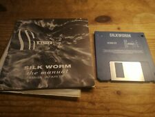 Silkworm  Atari ST Game disk and manual