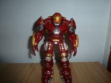 "Marvel New Iron Man HULK BUSTER 7"" Action Figure Toy Avengers Age of Ultron LED"