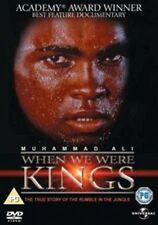 When We Were Kings 5050582361087 DVD Region 2