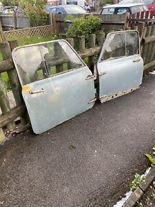 Classic Mini Mk1/2 Complete Doors