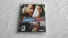 PS3 Smack Down VS RAW 2009 Complet jeu vidéo en français