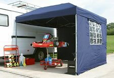 Karting Marquee 3mx3m Steel Frame Heavy Duty Canopy with four sides