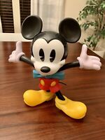 """Mickey Mouse Figure 9.75"""" Hard Plastic - Drink Cup"""