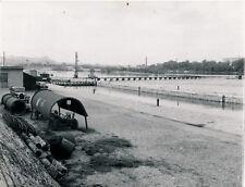 ROANNE c. 1955 - Bords de La Loire - DIV 12031