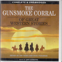 Gunsmoke Coral Of Great Western Stories 6CD Audio Book Unabridged FASTPOST