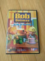 Bob de Bouma de Bob het Geburtstag Swiss German cartoon dvd NEW region 2 PAL