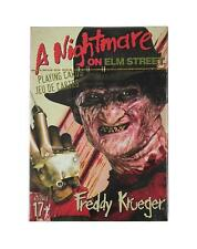 Official Nightmare On Elm Street Playing Cards