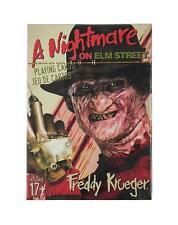 UFFICIALE Nightmare on Elm Street carte da gioco