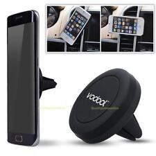 VODOOL Magnetic Mount Car Air Vent Holder For Cell Mobile Phone GPS Sat NAV iPod