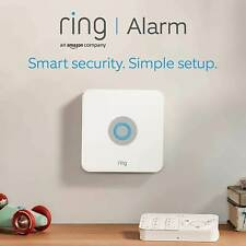 🛡️ Ring Alarm 5 Piece Kit Home Security System Optional Assisted Monitoring NEW