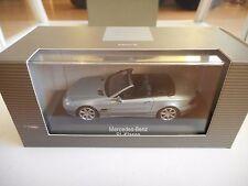Minichamps Mercedes SL-Klasse in Light Blue on 1:43 in Box