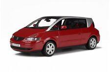 Otto Mobile 2001 RENAULT AVANTIME Red / Silver Color 1:18 LE 999pcs*New!