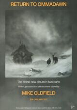 Mike Oldfield - Return of Ommadawn - Full Size Magazine Advert