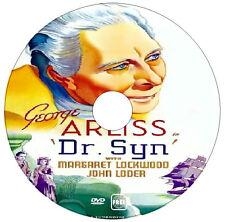 Doctor Syn - Drama - George Arliss, Margaret Lockwood - 1937