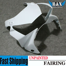 Unpainted Front Upper Cowl Injection Fairing Nose For HONDA CBR954RR 2002 2003