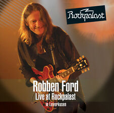 Robben Ford Live At Rockpalast (1998 & 2007) - 3Disc: DVD+2CD Set (Cat. 1207)