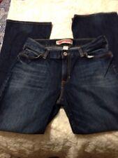 Gap Women's (Curvy Flare) Ank Jeans, Size 12, Waist 33, Inseam 29, Rise 9.5