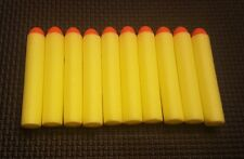 Streamlines 100 Yellow Darts Dome Style Work with Nerf Elite Blasters
