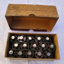 1932 TO 1953 FORD FLATHEAD - 15 ORIGINAL JOHNSON LIGHTWEIGHT ADJUSTABLE LIFTERS