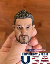 "1/6 Aamir Khan Head Sculpt For 12"" PHICEN Hot Toys Male Figure U.S.A."