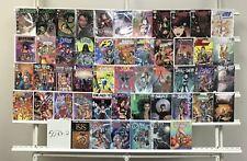 Bad Girls Silke Coven Image 50 Lot Comic Book Comics Set Run Collection Box