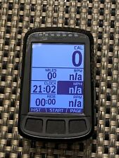 Wahoo ELEMNT Bolt GPS Bike Cycling Computer Stealth Color Head Unit Only