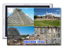 Chichen Itza Mexico - Souvenir Fridge Magnet