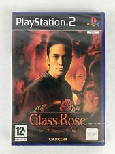 PS2 Glass Rose (2004) UK Pal, Brand New & Sony Factory Sealed, Read Description