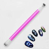 Nail Art Cat Magnet Pen for DIY 3D Magnetic Cats Eyes UV Gel Polish Brush Tool