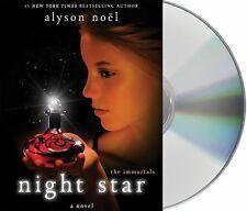 Night Star Book 5 by Alyson Noël (2010, CD, Unabridged) Audio Book