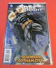 BATMAN: The Dark Knight #19 - The Guardian of Gotham City.. (2011)