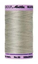 Fieldstone Mettler  9104-0412 Cotton Thread 50wt silk finish 547yds
