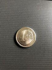 Pièce 1 euro fauté défaut de fabrication