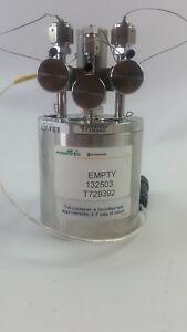 SCHUMACHER AIR PRODUCTS EMPTY 132503 T729392 VERSUM MATERIALS EQ132503