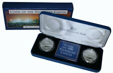 *1998 Australian Coins of the Victorian Capital $10 Silver Set UNC*