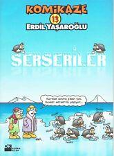 Erdil Yasaroglu – Komikaze 13 Serseriler 2009 Comic