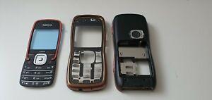 100% Original Nokia 5500 Sport housing  Parts Orange