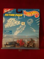 HOT WHEELS ACTION PACK HOME IMPROVEMENT TOOL TIME ISSUED 1997 FREE SHIPPING
