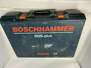 """BOSCH Genuine OEM 11524 24V Cordless 3/4"""" Rotary Hammer Drill SDS Pluswith case"""