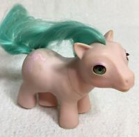 Vintage My Little Pony G1 Beddy Bye Eyes Baby Half Note Bonnet 1986 Hong Kong