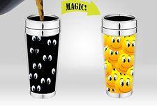 Cortunex | Magic Travel Mug | Amazing New Heat Sensitive Color Changing