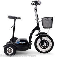 MotoTec Electric Trike 36v 350w -  Personal Transporter Scooter - MT-TRK-350
